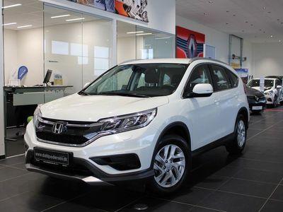 brugt Honda CR-V 1,6 i-DTEC Comfort Navi 120HK 5d 6g