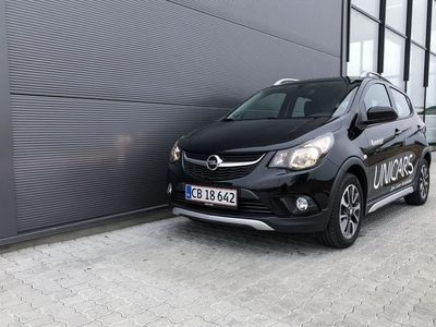 used Opel Karl 1,0 Rocks 75HK 5d