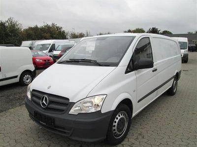 brugt Mercedes Vito 113 XL 2,1 CDI Standard 136HK Van 6g