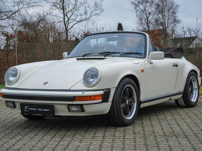 second-hand Porsche 911 Carrera 3,2
