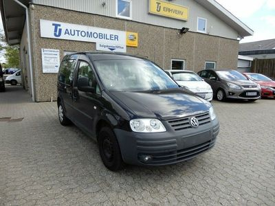 second-hand VW Caddy 1,6 Life