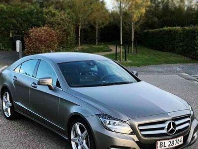 brugt Mercedes CLS350 3,5 350 AUT.