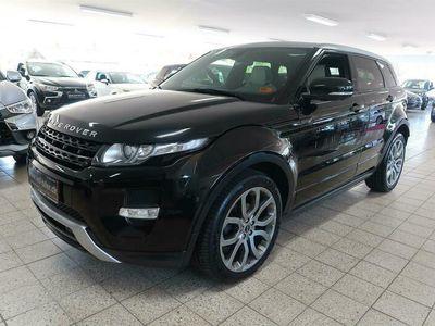 brugt Land Rover Range Rover evoque 2,2 SD4 Prestige 4x4 190HK 5d 6g Aut.