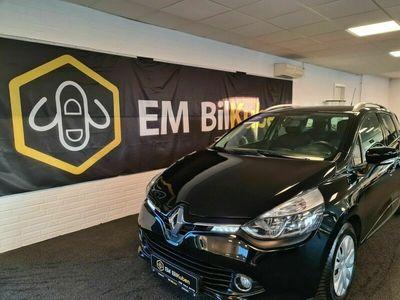 brugt Renault Clio IV 0,9 TCe 90 Limited Sport Tourer