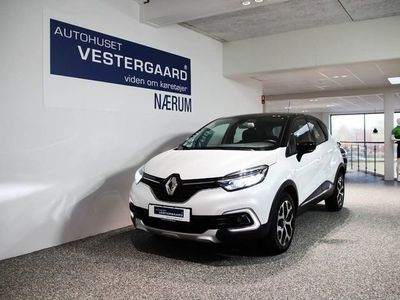 used Renault Captur 1,5 DCI Intens 90HK 5d