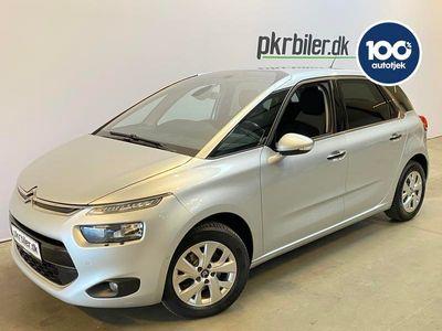 brugt Citroën C4 Picasso 1,6 BlueHDi EAT6 Intensive 120HK MPV aut 5d