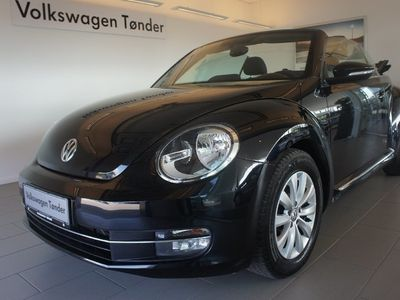 käytetty VW Beetle The1,2 TSi 105 Design Cabriolet BMT