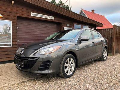gebraucht Mazda 3 1,6 Advance