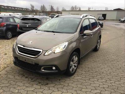 second-hand Peugeot 2008 1,6 e-HDi Motion 92HK