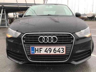 gebraucht Audi A1 1,6 TDI DPF Attraction 105HK 3d