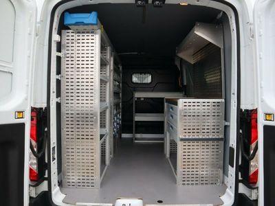 brugt Ford Transit 350 L2 Van 2,2 TDCi 125 Trend H2 FWD