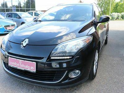 brugt Renault Mégane III 1,6 dCi 130 Dynamique Sport Tourer