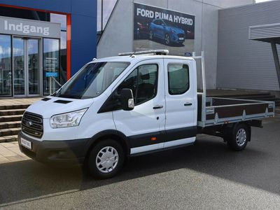 brugt Ford Transit 350 L3 Chassis 2,0 TDCi 170 Db.Kab Trend FWD