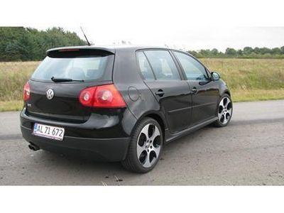 brugt VW Golf V 2,0 GTI 5d