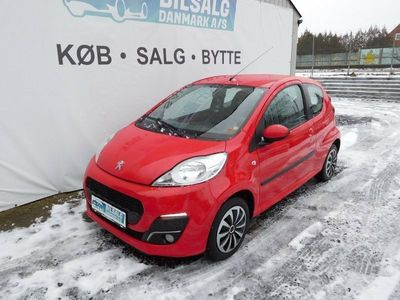 used Peugeot 107 1,0 Access