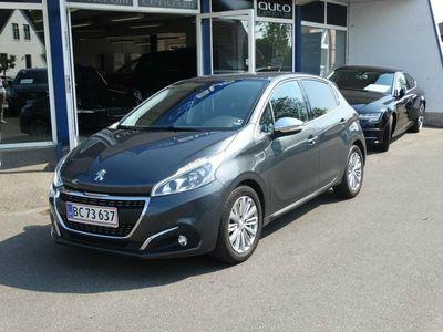usado Peugeot 208 1,6 BlueHDi 100 Desire