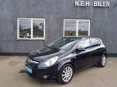 gebraucht Opel Corsa 1,4 Twinport Sport 90HK 5d