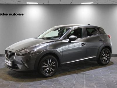 used Mazda CX-3 1,5 Sky-D 105 Optimum