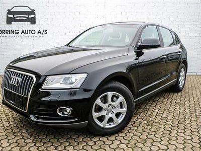 brugt Audi Q5 2,0 TDI 150HK 5d 6g - Personbil
