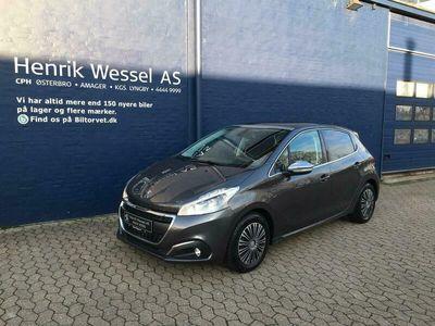 brugt Peugeot 208 1,5 BlueHDi Prestige 100HK 5d A++