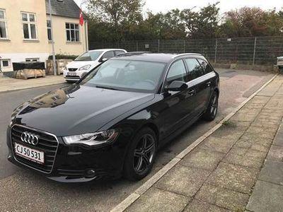 brugt Audi A6 TDI AUT. 2,0