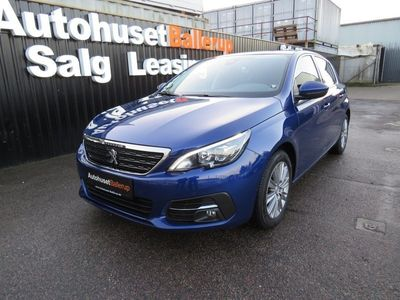 second-hand Peugeot 308 1,6 BlueHDi 120 Allure Sky