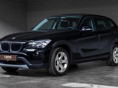 brugt BMW X1 18D 2,0 D Sdrive 143HK 5d 6g