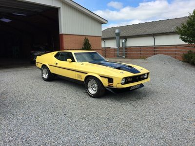 brugt Ford Mustang 5,7 MACH 1