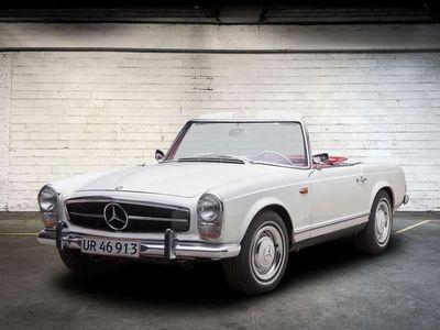 brugt Mercedes 230 SL (W113)SL