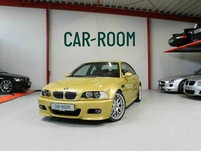 brugt BMW M3 3 serie E46