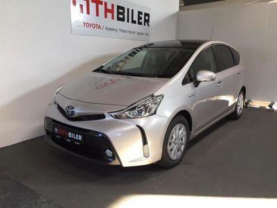 brugt Toyota Prius+ 1,8 B/EL H4 134HK 5d Aut.