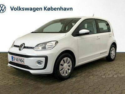 brugt VW up! 1,0 MPi 65