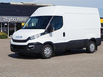brugt Iveco Daily 35S18 10,8m3 3,0 D 180HK Van 8g Aut.