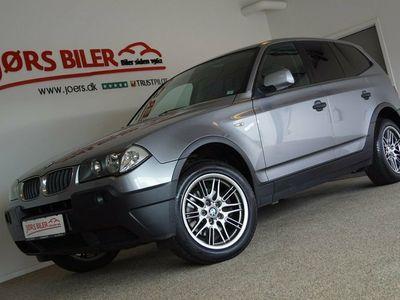 brugt BMW X3 2,0 xDrive20i Van
