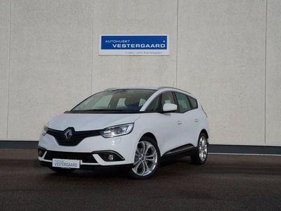 brugt Renault Grand Scénic 1,6 Energy DCI Zen 130HK 6g