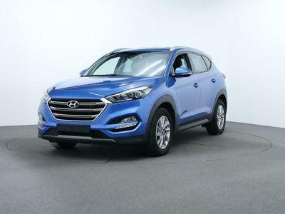 brugt Hyundai Tucson 1,7 CRDi ISG Trend DCT 141HK 5d 7g Aut. B