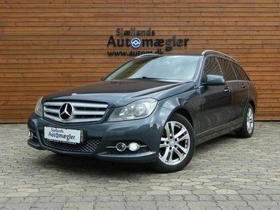 brugt Mercedes C250 2,2 CDi Avantgarde stc. BE