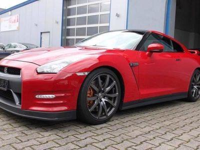 brugt Nissan GT-R 3.8 570 HK