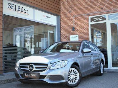 brugt Mercedes C220 2,1 BlueTEC Business 170HK st.car