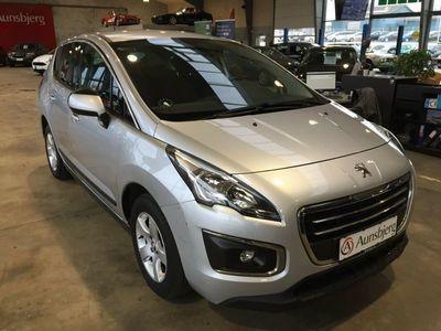 brugt Peugeot 3008 BlueHDi 120 Active EAT6