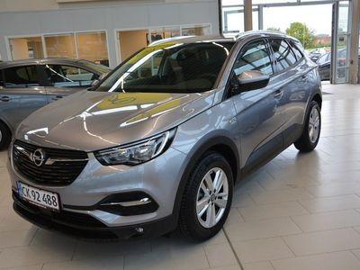 brugt Opel Grandland X 1,2 T 130 Excite