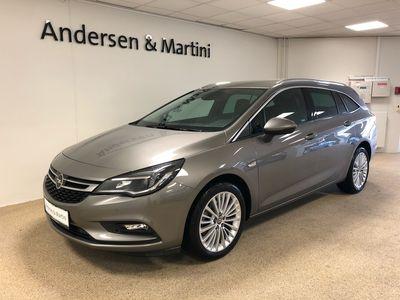brugt Opel Astra Sports Tourer 1,6 CDTI INNOVATION 136HK Stc 6g Aut.