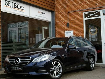 käytetty Mercedes E220 1 BlueTEC Edition E stc. 170HK st.car aut