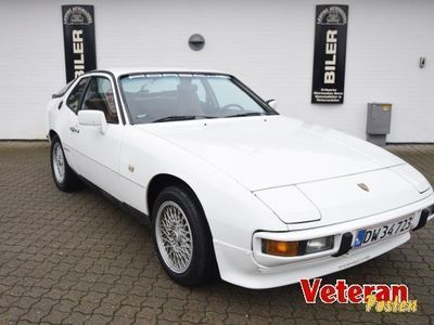used Porsche 924 2,0 Coupe