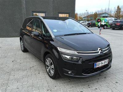 brugt Citroën Grand C4 Picasso - - 2,0 Blue HDi Intensive EAT6 start/stop 150HK 6g Aut.