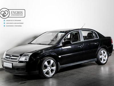 brugt Opel Vectra 2,0 Turbo Comfort