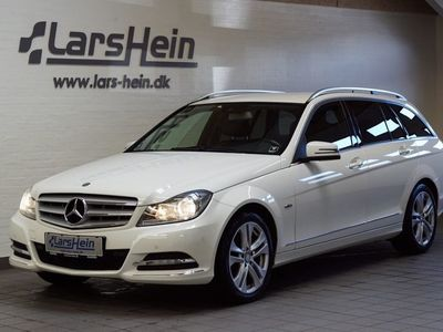 usado Mercedes C220 2,2 CDi Avantgarde stc. aut. BE