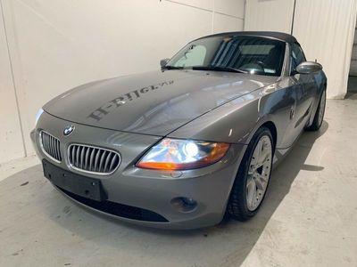 brugt BMW Z4 3,0 Roadster