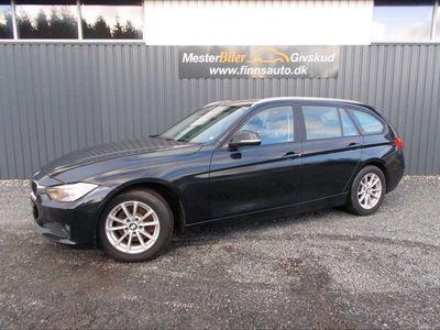 usado BMW 320 d Touring 2,0 D 184HK Stc 6g