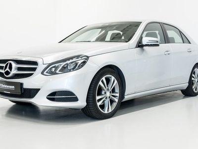 brugt Mercedes E220 CDi Avantgarde aut. 2014
